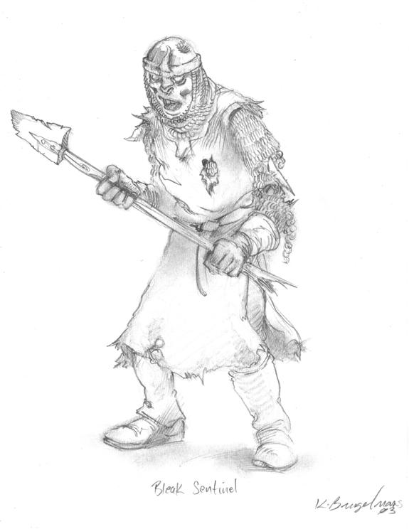 Tombs RPG illustration Bleak Sentinel pencils.jpg