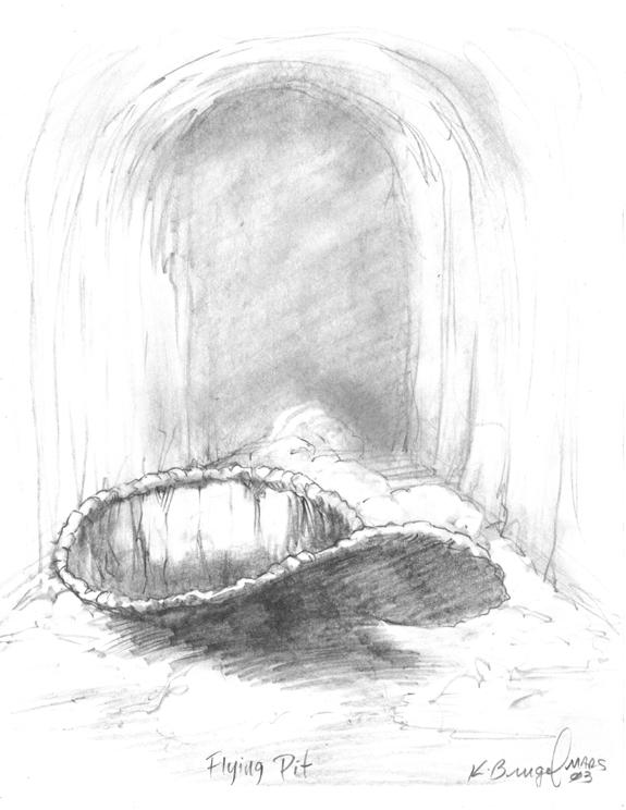 Tombs RPG illustration Flying Pit pencils.jpg