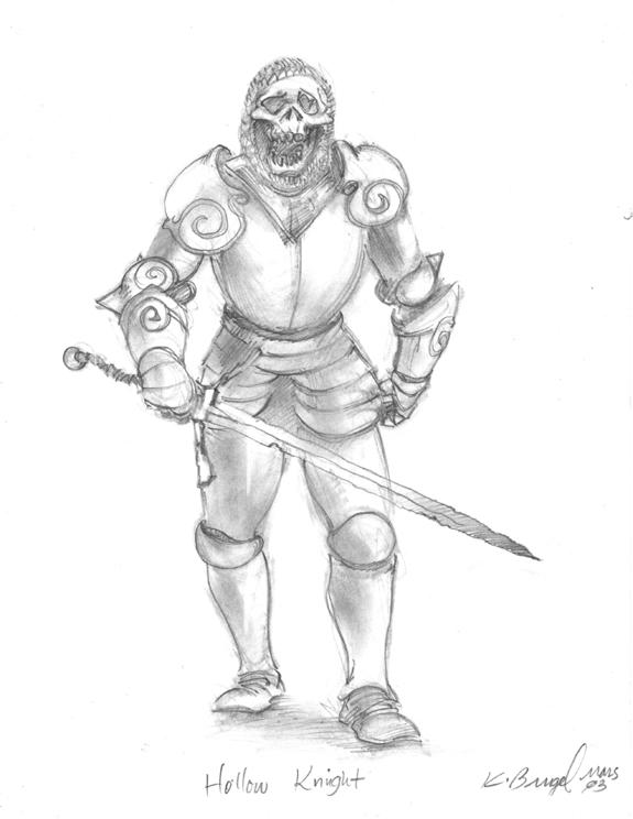 Tombs RPG illustration Hallow Knight pencils.jpg