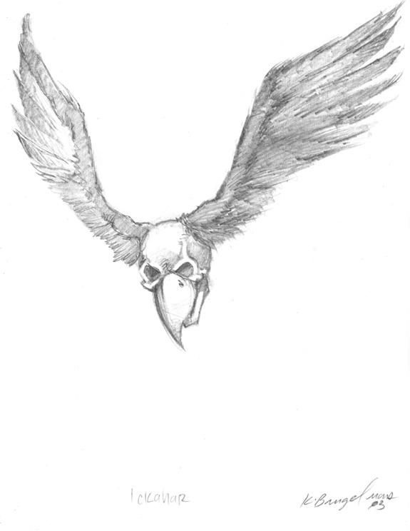 Tombs RPG illustration Ickanar pencils.jpg
