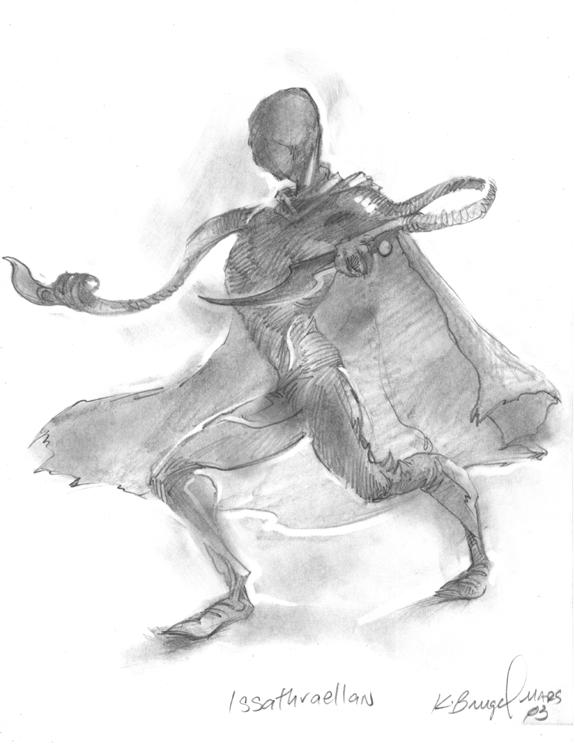 Tombs RPG illustration Issathraelan pencils.jpg