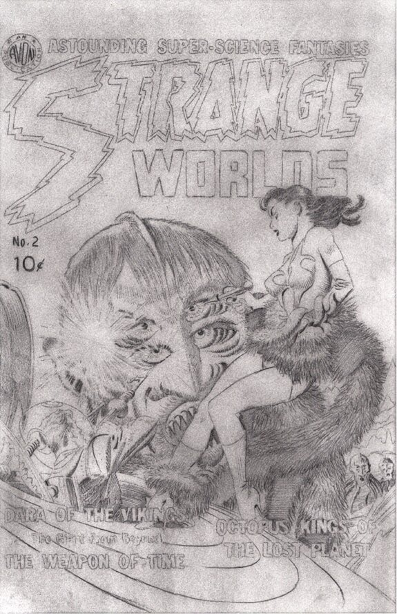 Strange Worlds #2 cover recreation preliminary pencil drawing 03 WEB-min.jpg