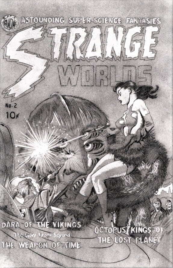 Strange Worlds #2 cover recreation preliminary pencil drawing 04 WEB-min.jpg