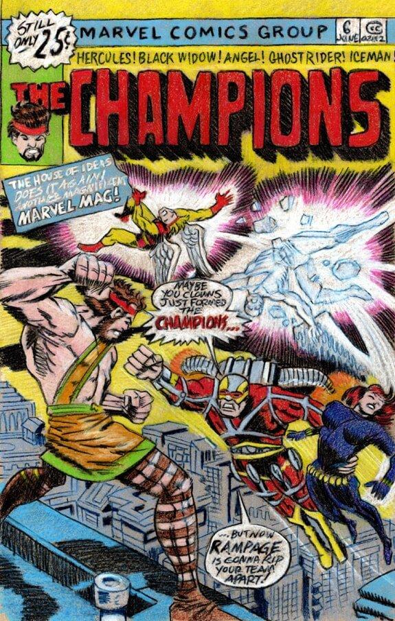 Champions #6 colored pencils drawing 01 web2-min.jpg
