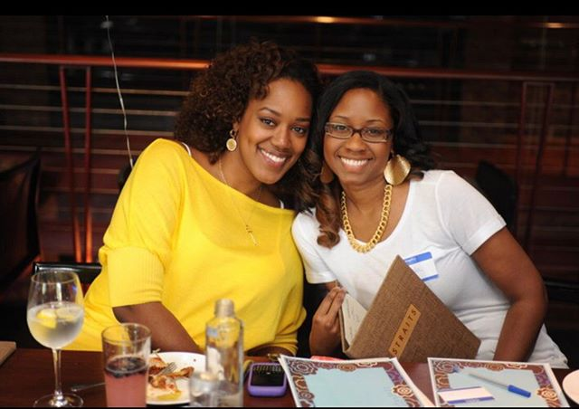 #TBT - Circa 2011: Spoiling @achiemceachern with lots of love at her bridal shower! Plenty of wisdom + tons of laughter shared that day. 😍⠀⠀⠀⠀⠀⠀⠀⠀⠀ •⠀⠀⠀⠀⠀⠀⠀⠀⠀ •⠀⠀⠀⠀⠀⠀⠀⠀⠀ •⠀⠀⠀⠀⠀⠀⠀⠀⠀ #causeforcelebration #ATL #sweetmemories #bridetobe #marriagewisdom #lifelongjourney #behindthiswoman #tamekanross #achiemceachern #celebrateyourfriends