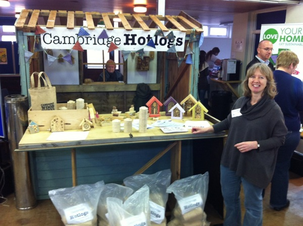 Cambridge Wood Works at Melbourn SPEP event April 2012