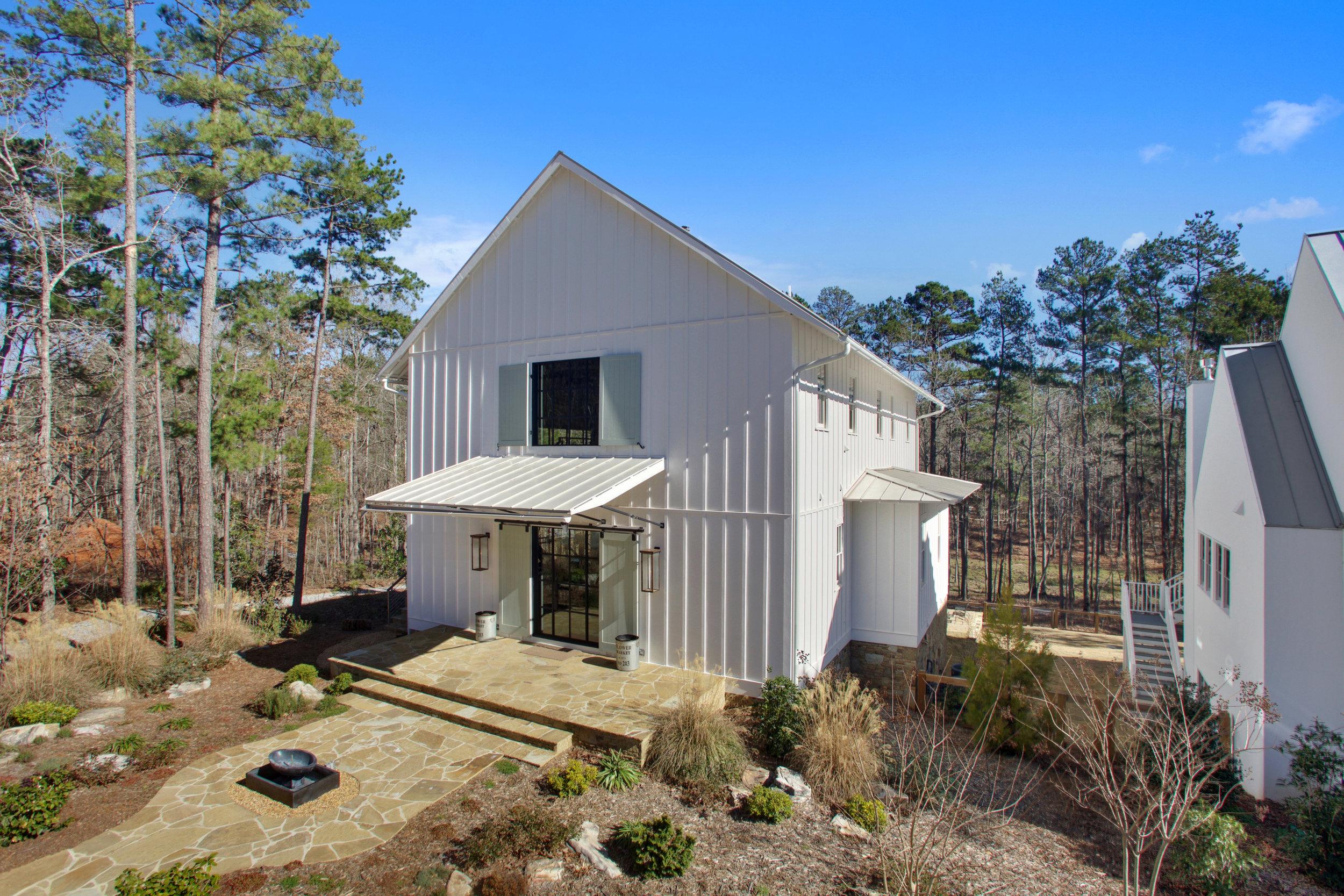 Modern Farmhouse     3 Beds 3.5 Baths 4,000 SQFT    Serenbe Community    Chattahoochee Hills, GA