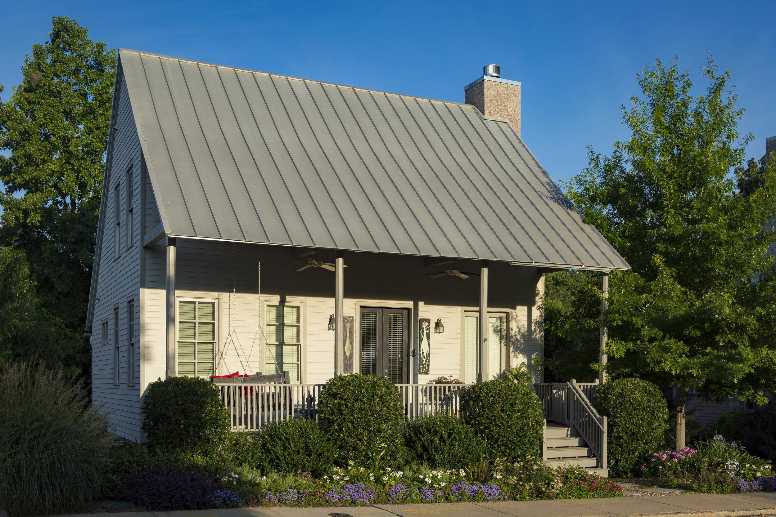 Nest Cottage   2 Beds 2.5 Baths 1,228 SQFT  Serenbe Community  Chattahoochee Hills, GA