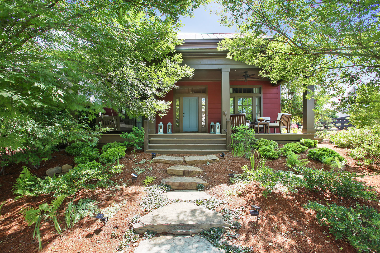 Palmetto House     5 Beds 3.5 Baths 2,541 SQFT    Serenbe Community    Chattahoochee Hills, GA
