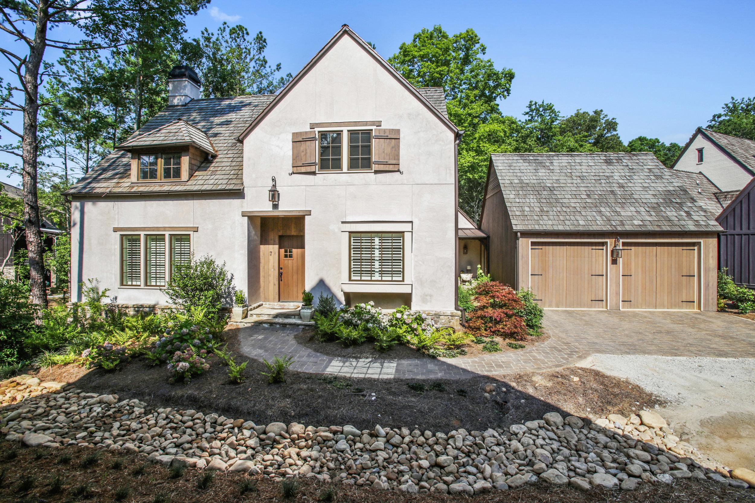 Swann Ridge Cottage   4 Beds 3.5 Baths 2,944 SQFT  Serenbe Community  Chattahoochee Hills, GA