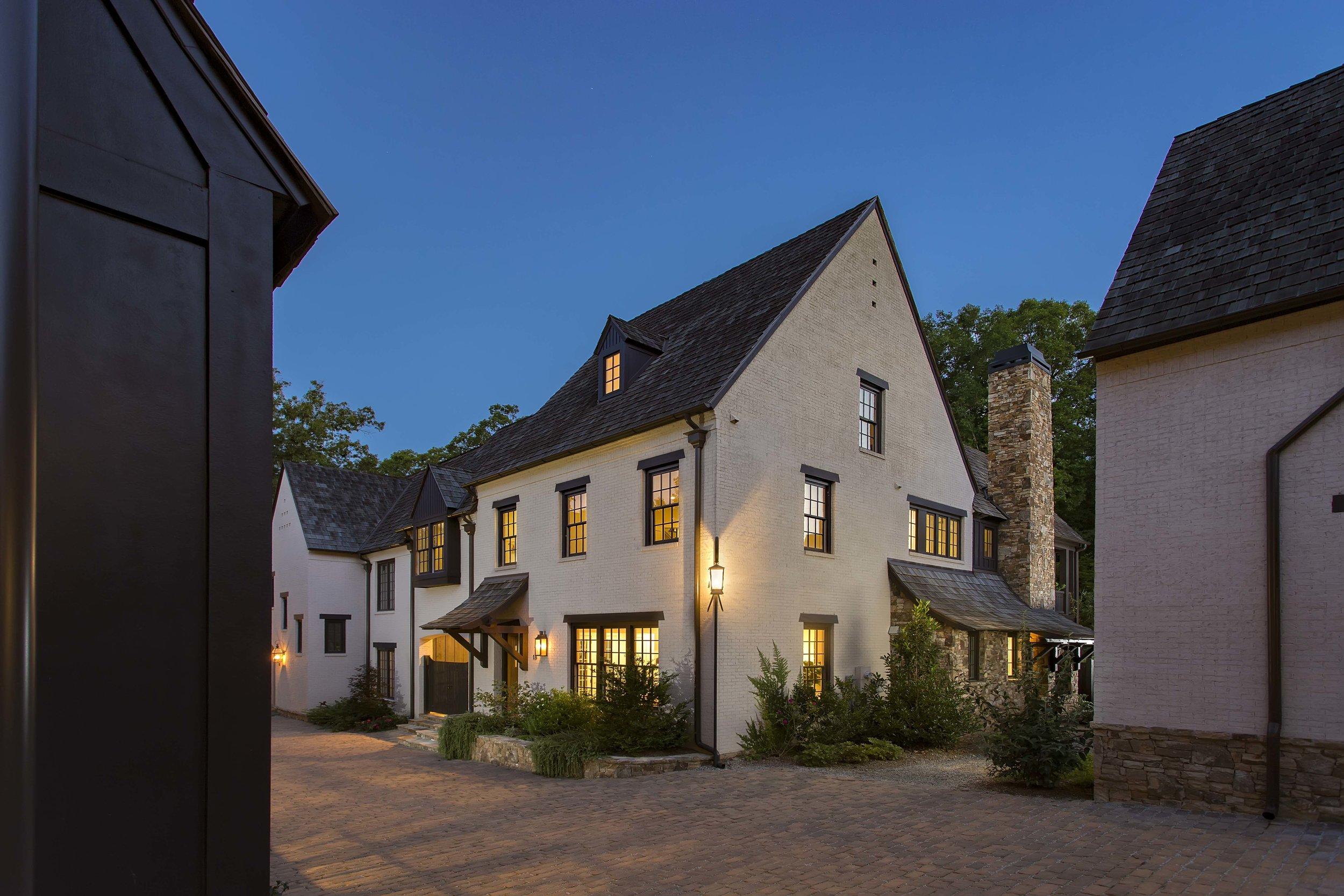 Swann Wynd Manor     4 Beds 3.5 Baths 3,189 SQFT    Serenbe Community    Chattahoochee Hills, GA