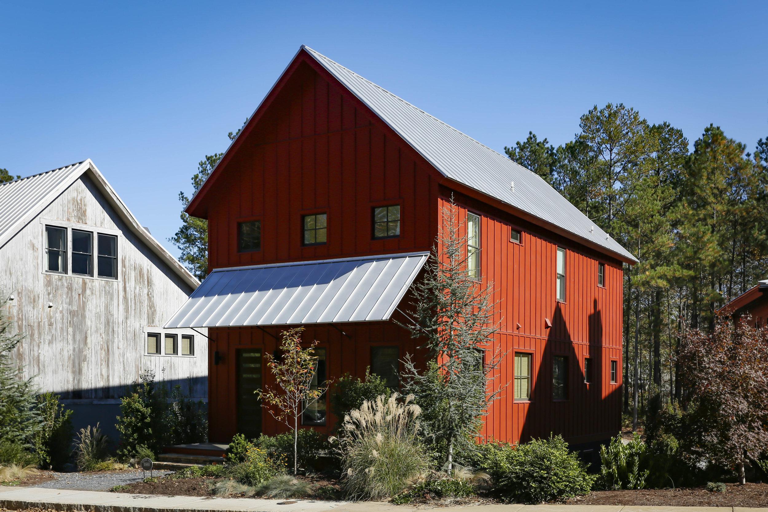 Contemporary Farmhouse   4 Beds 3.5 Baths 2,116 sqft  Serenbe Community  Chattahoochee Hills, GA