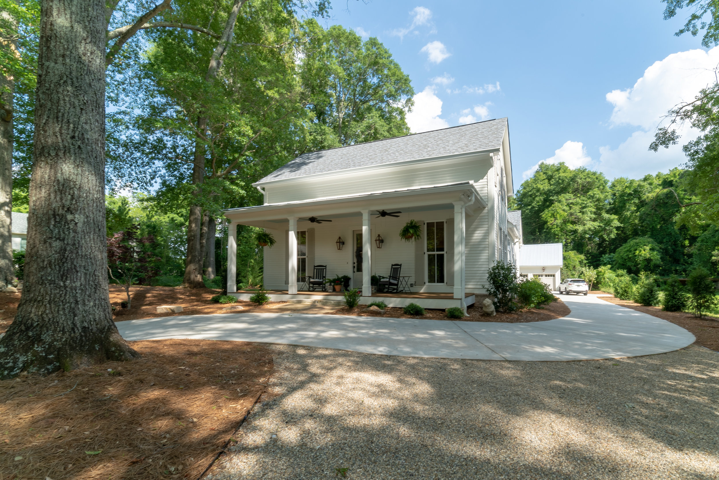 Senoia Palmetto Cottage