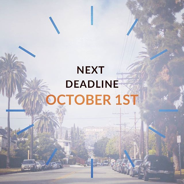 Submit by TUESDAY for the early bird rate on #filmfreeway! #submityourfilm #filmfestival #losangeles #comedyfilm #funny #shortfilm #webseries #pilot #filmscript #featurefilm