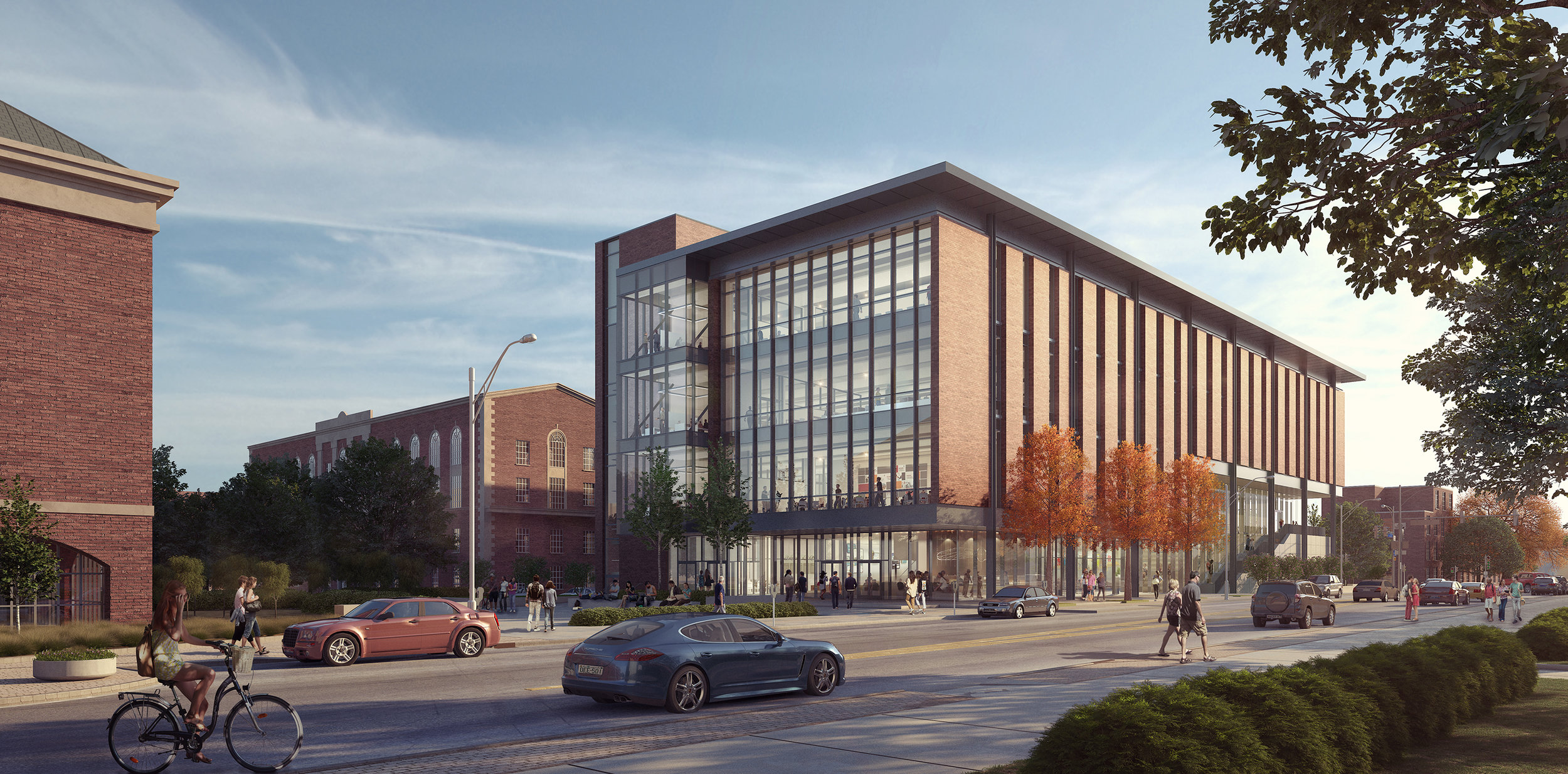 ILLINOIS NEWS BUREAU   Campus Instructional Facility Project incorporates green design, public-private partnership   April 10, 2019