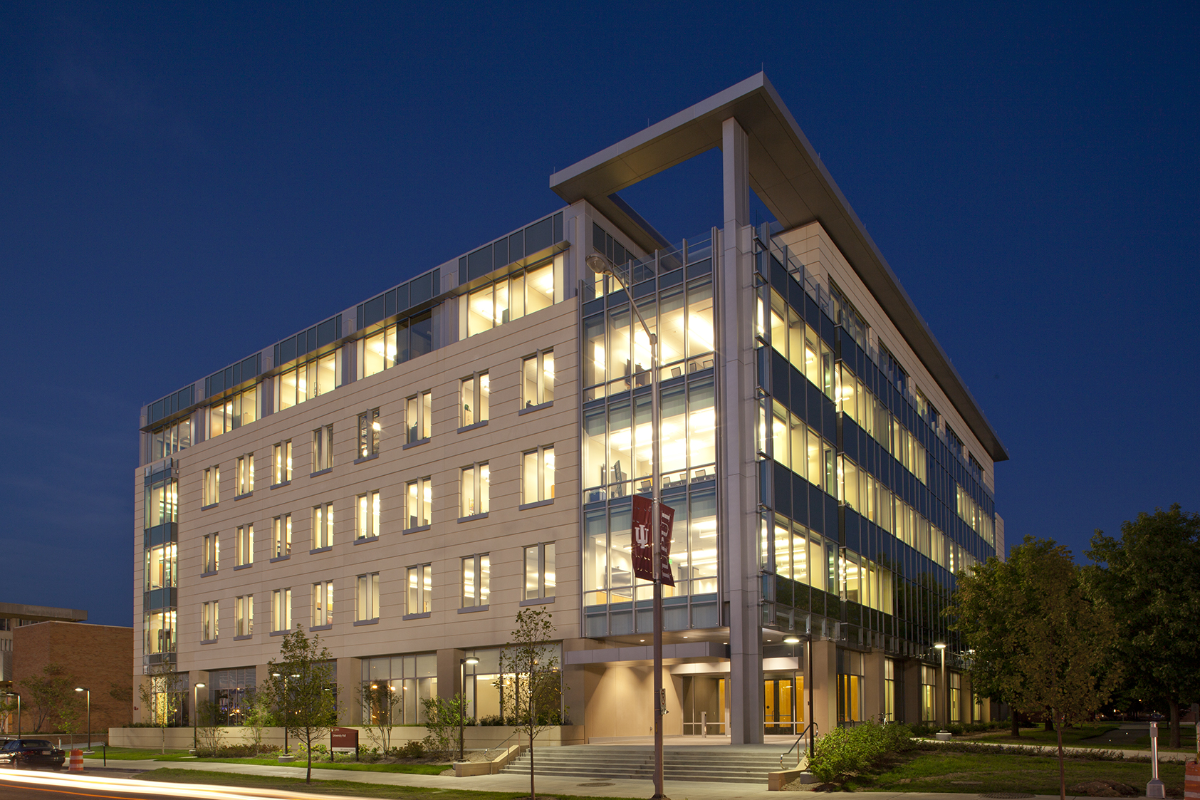 INSIDEIUPUI   University Hall ready for launch   June 2, 2015