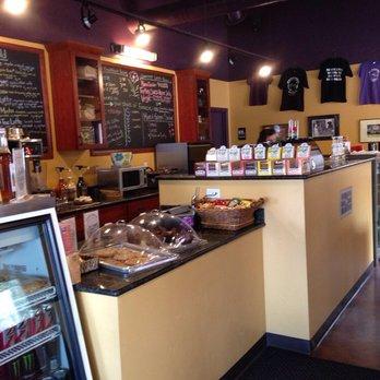 Paradise coffee shop