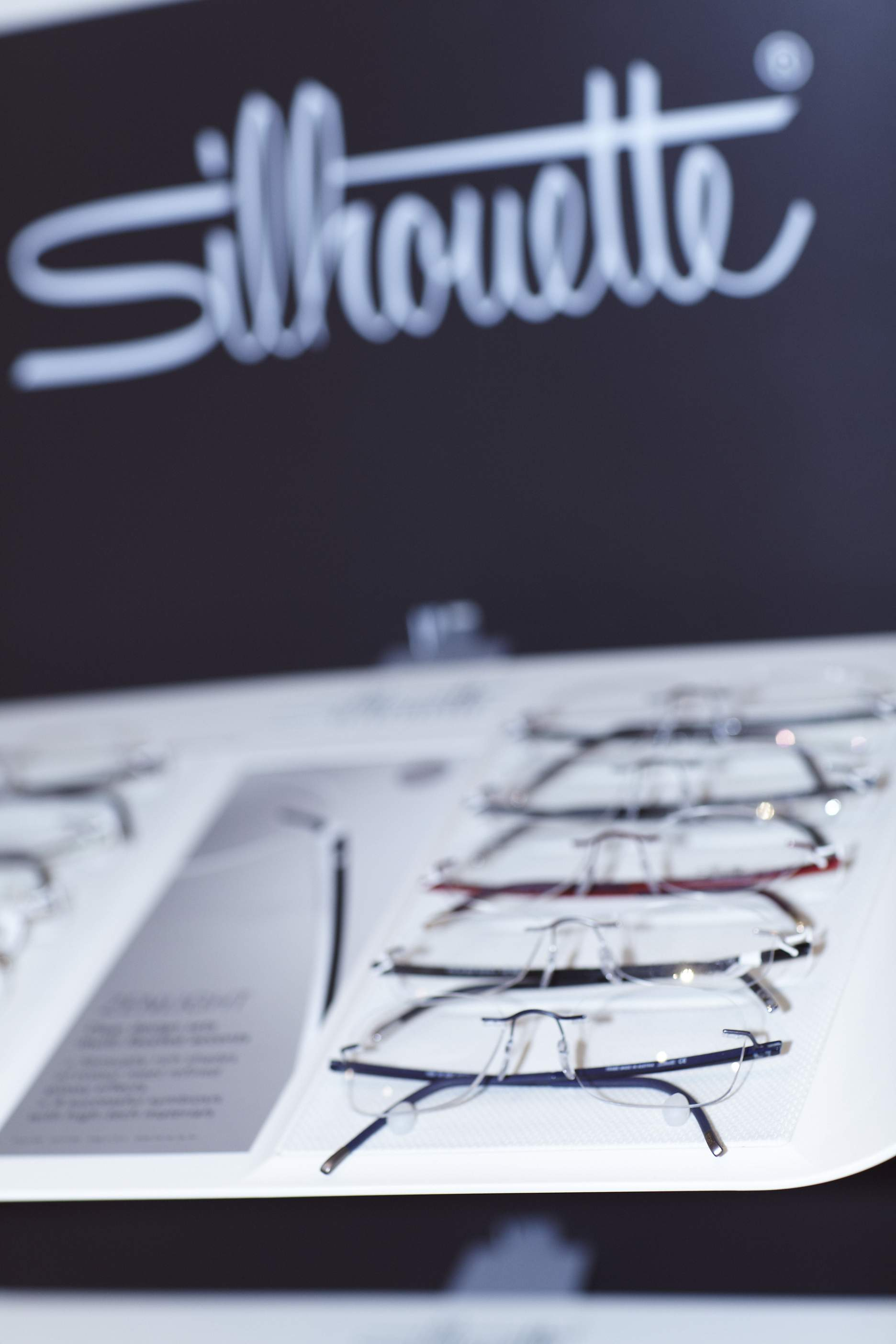 Silhouette - Silhouette are world leaders in design and quality. Explore their  extensive range of rimless glasses with endless design combinations.