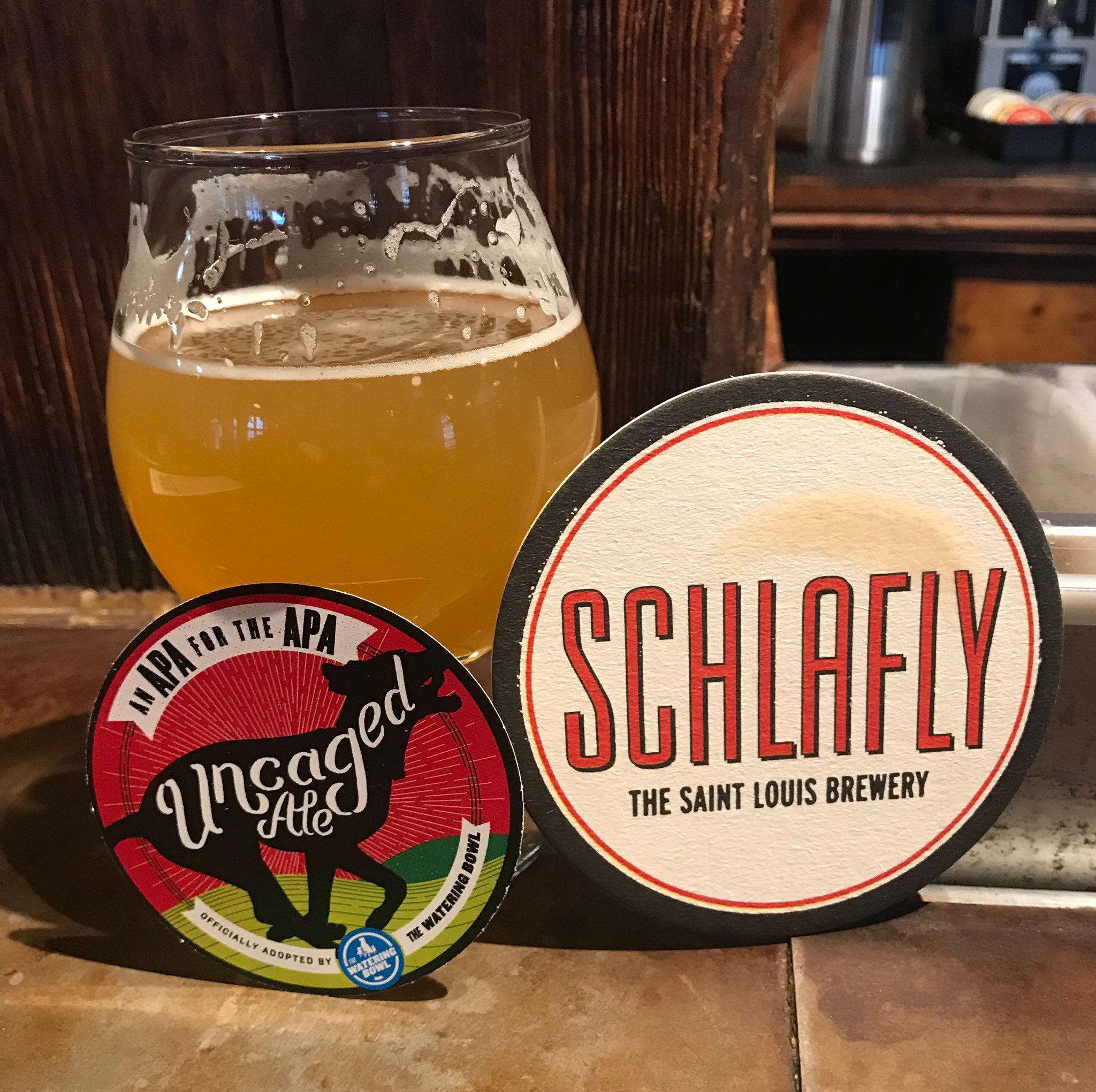 Schlafly APA now 'Uncaged'!