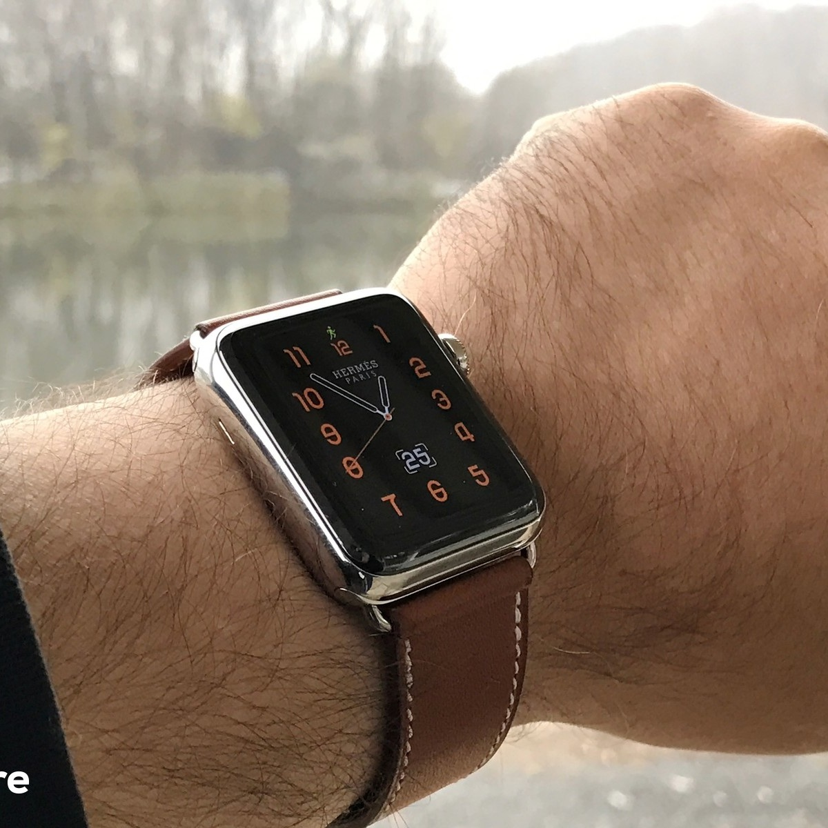 Fall down with Apple Watch