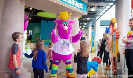 Mascot Bootcamp for would-be mascots