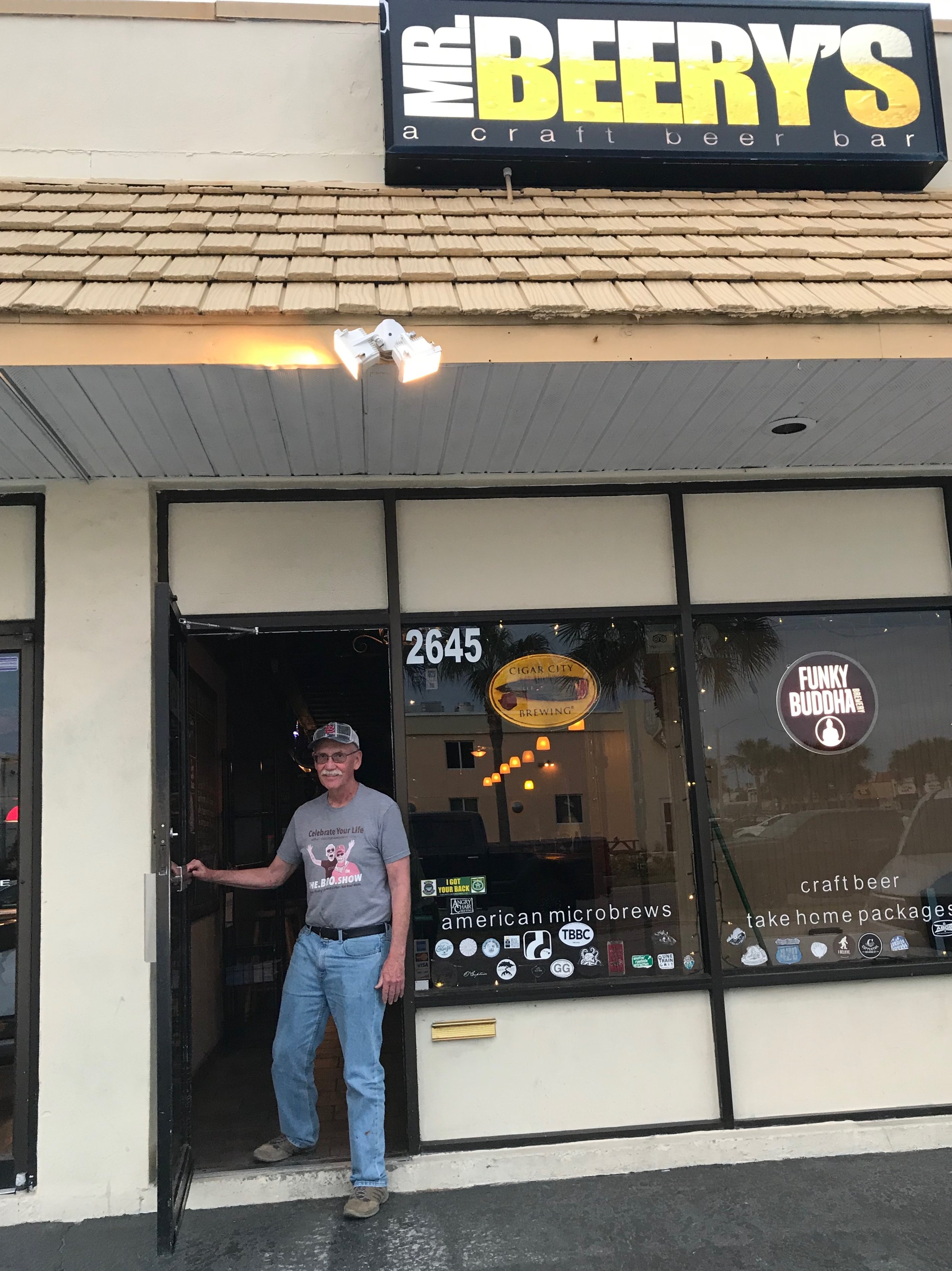 Jon's after-game pub: Mr. Beery's