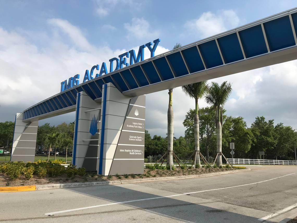 IMG Academy in Sarasota