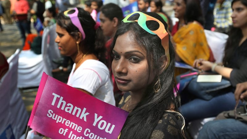 India's Hijra Gain Status as Third Gender