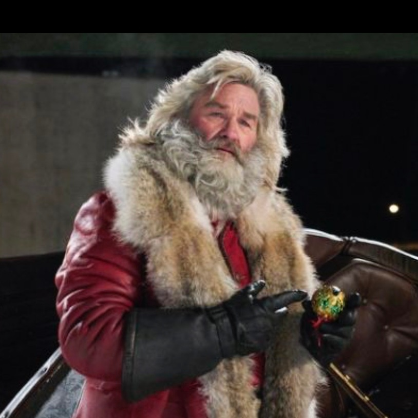 Kurt Russell in Netflix  The Christmas Chronicles