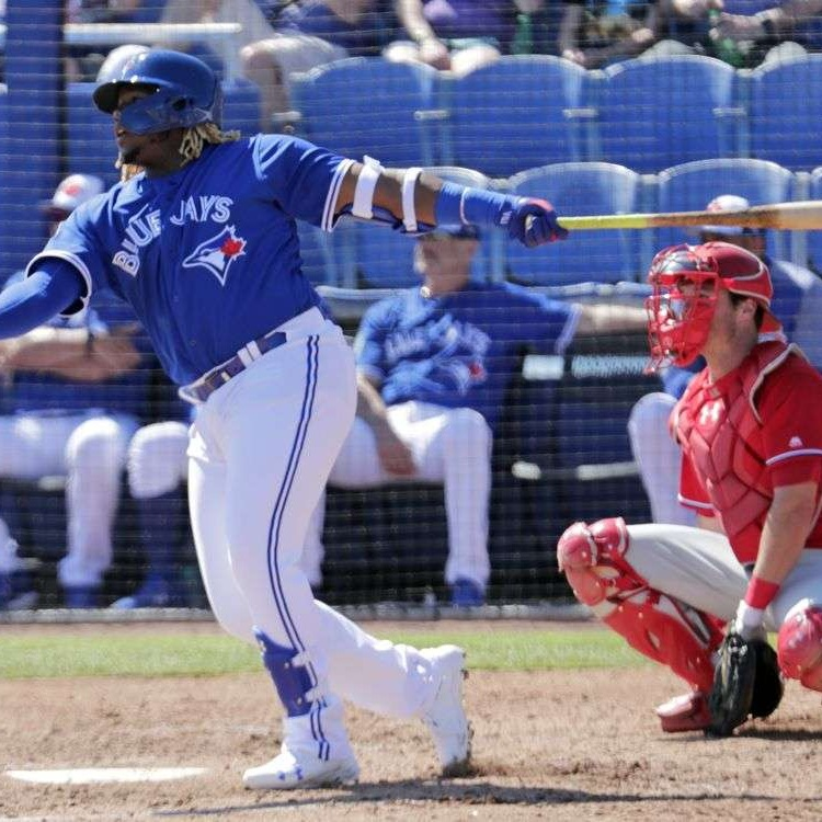 Vlady Guerrero Jr. Debuts for the Jays