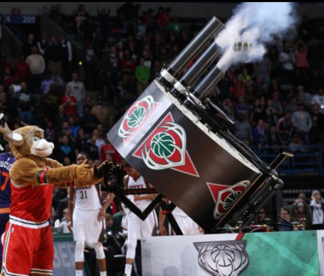 Fear the Deer with Bango pulling the trigger