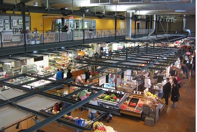 The Milwaukee Public Market