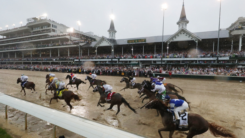 Kentucky Derby Winner Still in Dispute