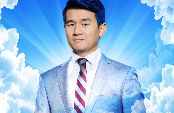 Standup comedian Ronny Chieng is all about solutions, too!