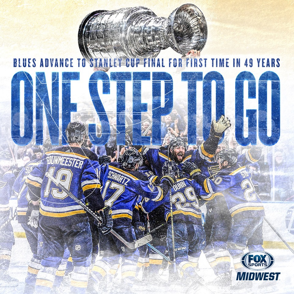 St. Louis Blues Hungry for Stanley Cup