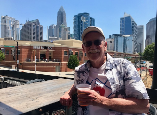Rooftop at Graham Street Pub and Patio