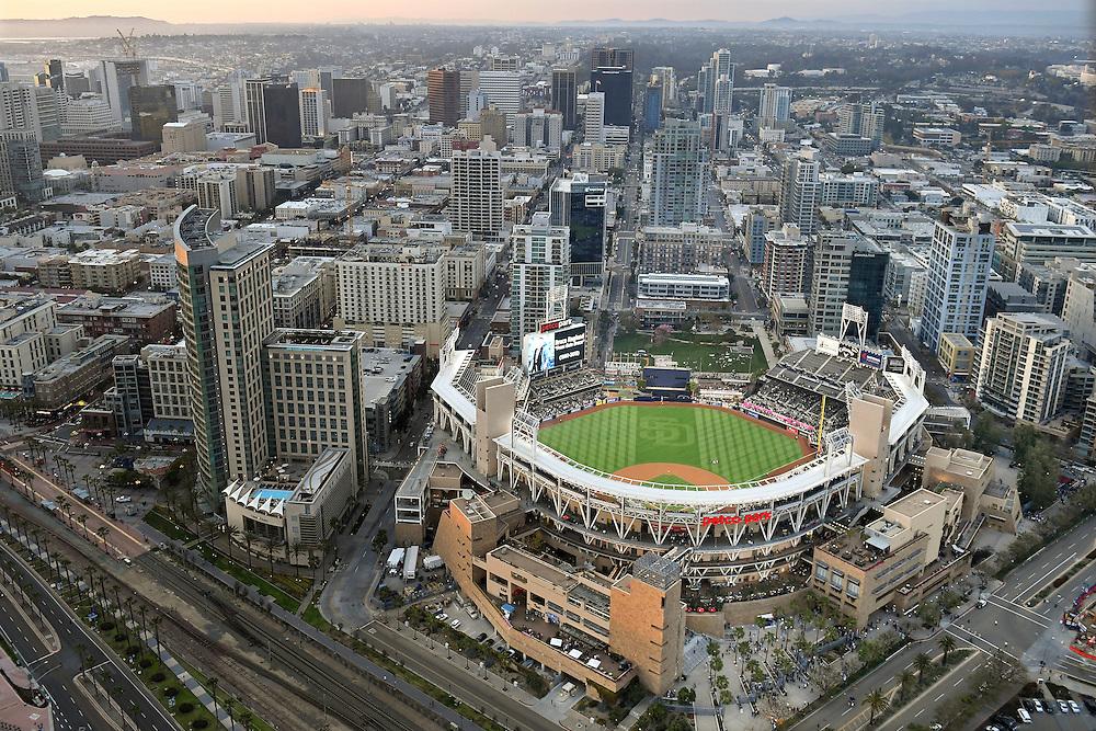 San Diego Padre's Stadium