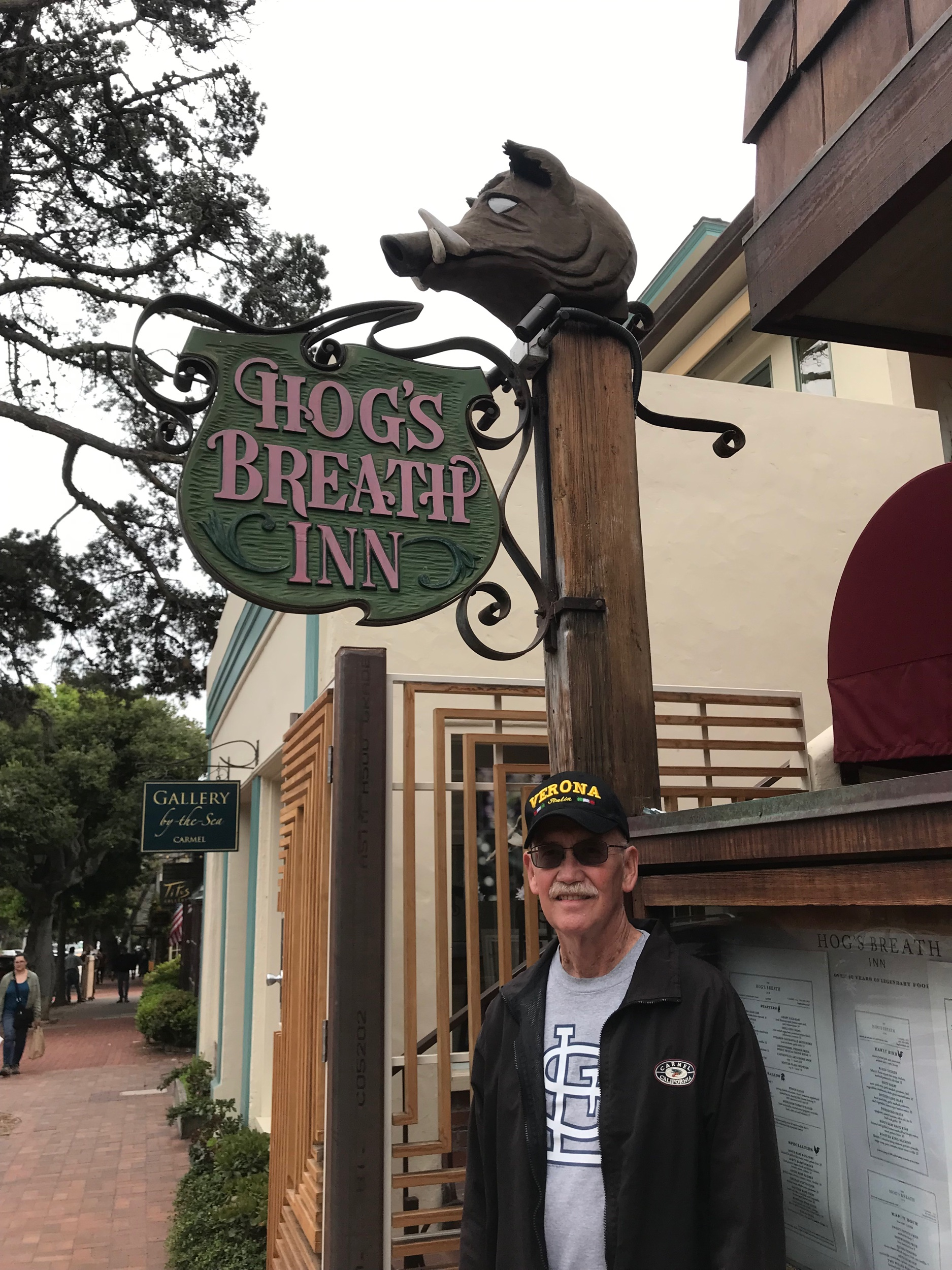 Clint Eastwood's Hog's Breath Bar & Grill