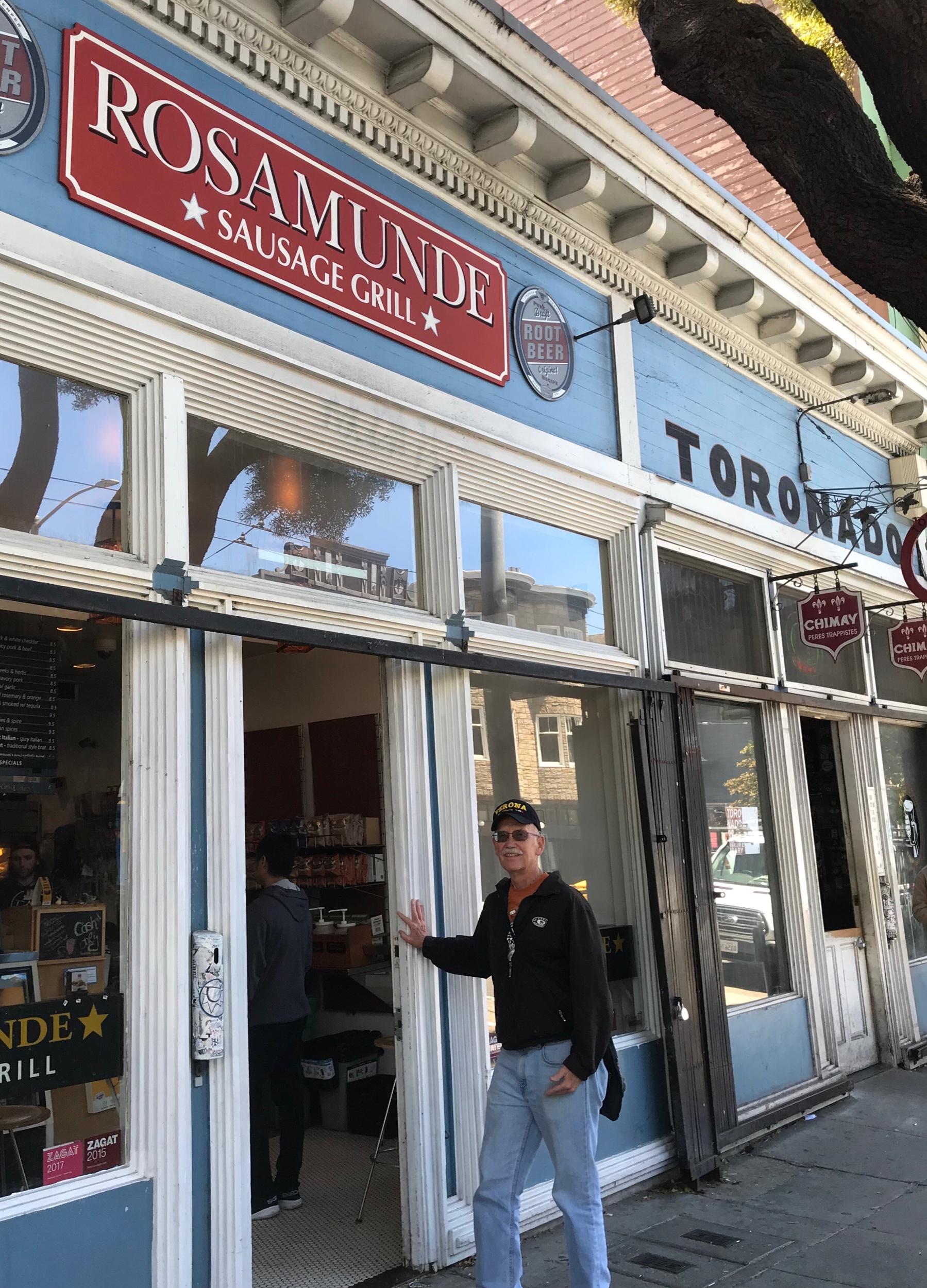 Our Sponsor Rosamunde Sausage Grill