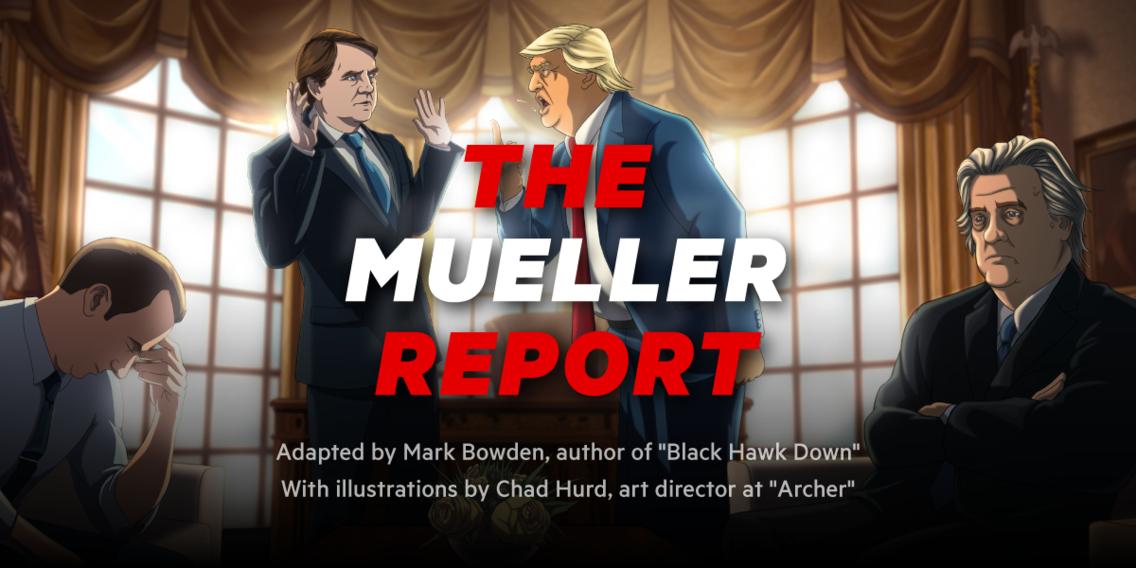 Mueller Report for Dummies
