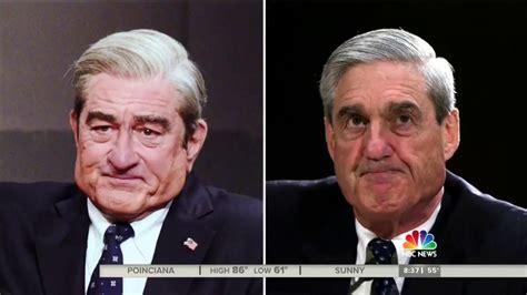 Would Deniro make a good film Mueller?