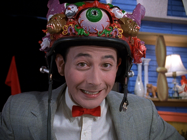 Pee Wee's play house