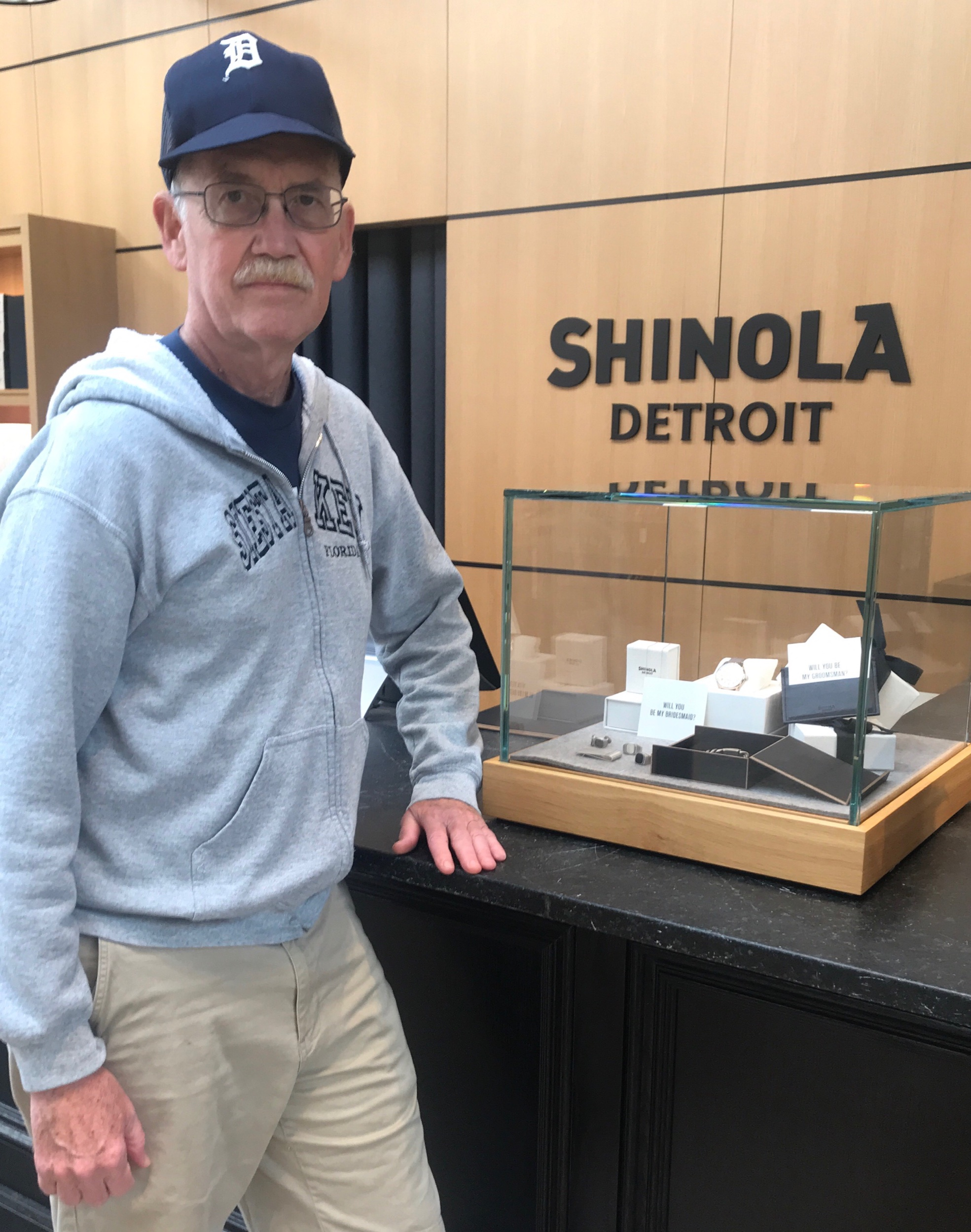 Jon at Shinola (1)