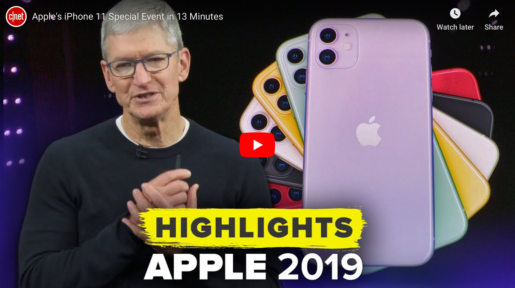 Copy of Apple's consumer show-n-tell