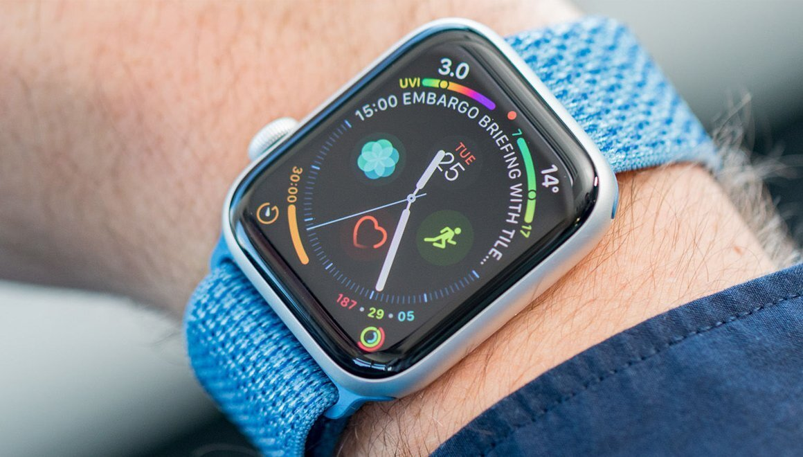 New Apple Watch is always on