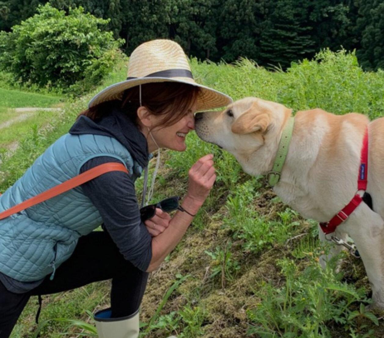 Dogs are excellent diagnosticians
