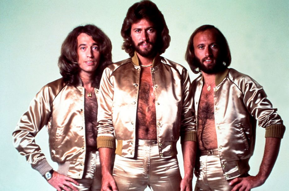 Why on earth am I telling you to listen to the Bee Gees?! - Frankly, why not?! They are awesome! There is another reason though. A song. A line from a song. Got it yet?'It's only words.'