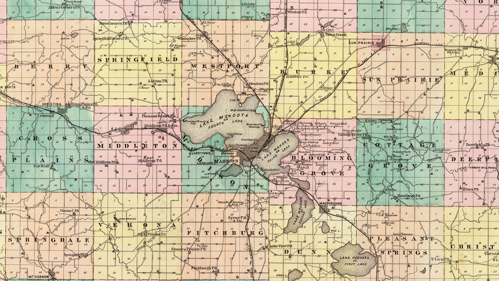 historical maps - Check out our affordable, high-quality, reproduction maps of Madison, Dane County, and Wisconsin.