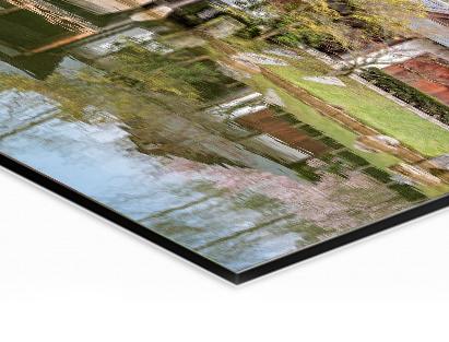 Highlights   Scherpe UV print  Stevig en licht  Mat oppervlak  Minimalistische look