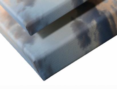 Highlights   Briljante kleuren  Frame in 2 diktes  Gespiegeld, uitgerekt of wit zijaanzicht  Eenvoudig ophangsysteem  Luxe baklijst in 3 kleuren